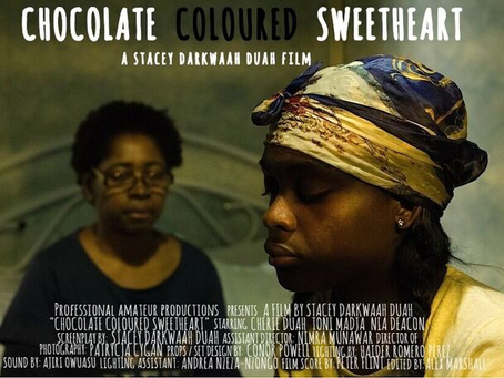 Chocolate Coloured Sweetheart (Trailer Review)