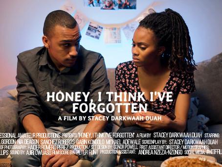 Honey, I Think I've Forgotten (Film Review)