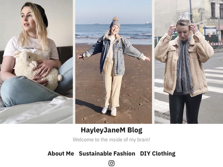 Blog to Blog with Hayley Jane M