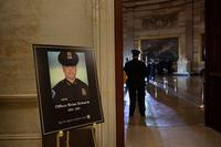 Two charged for pepper-spraying police officer who died after assault on U.S. Capitol