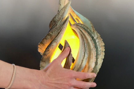 Base of lamp
