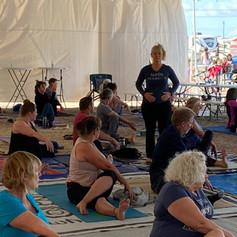 RV Yoga:  RV Yoga Retreat