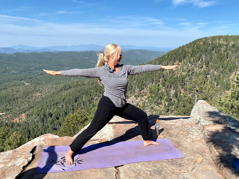 Outdoor Yoga - Finding a spot outdoors to practice Yoga
