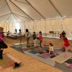 Traveling Yoga Teacher: RV Kids Yoga