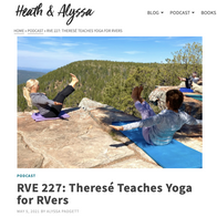 RV Yoga: RV Entrepreneur Podcast