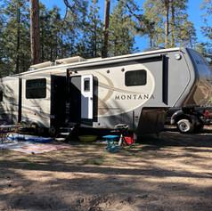 Rv Yoga: Campsite