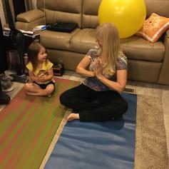 Traveling Yoga Teacher: Kids Yoga