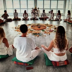 Traveling Yoga Teacher: Yoga Retreat