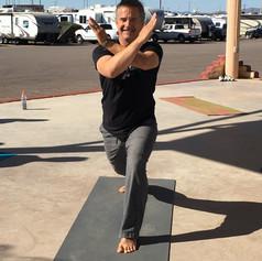 Traveling Yoga Teacher: Mens Yoga