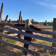Outdoor Yoga: Fence