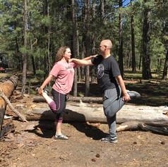 Traveling Yoga Teacher: Partner Yoga