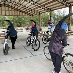 Outdoor Yoga: Yoga and Biking Workshop