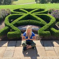 Outdoor Yoga: Park