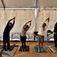 RV Yoga Class