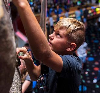 Rock Climbing Dallas