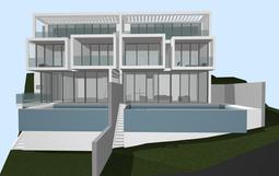 Cremorne Duplex Development