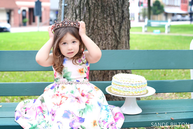 3rd BIRTHDAY SESSION | PENELOPE