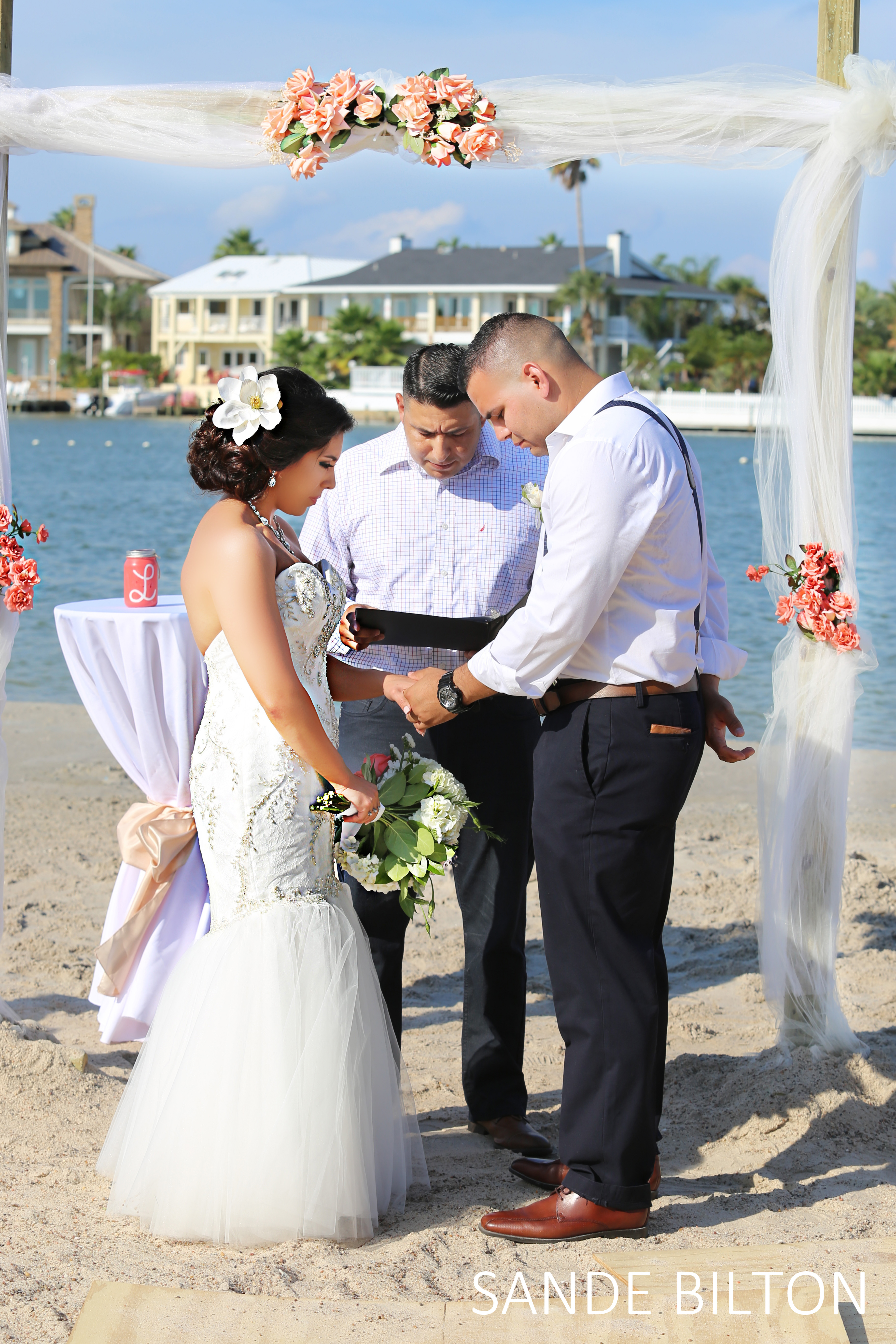 Saltwater Pavilion Wedding