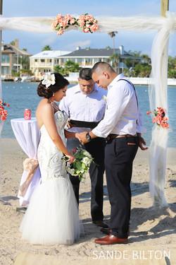 Saltwater Pavilion Wedding