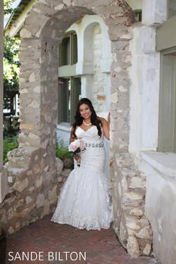 Villa Antonia Bridal Photo Shoot