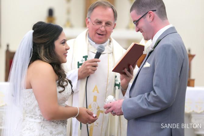 Melinda + Tyler Wedding