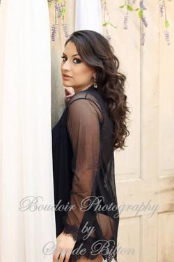 Boudoir Photography by Sande Bilton