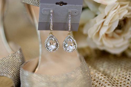 Desiree Crystal Earrings