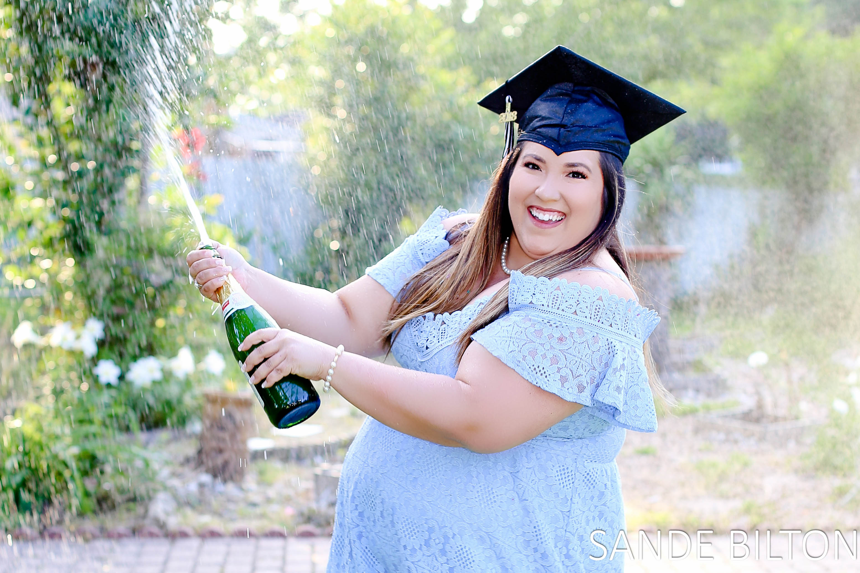 Victoria College Graduate