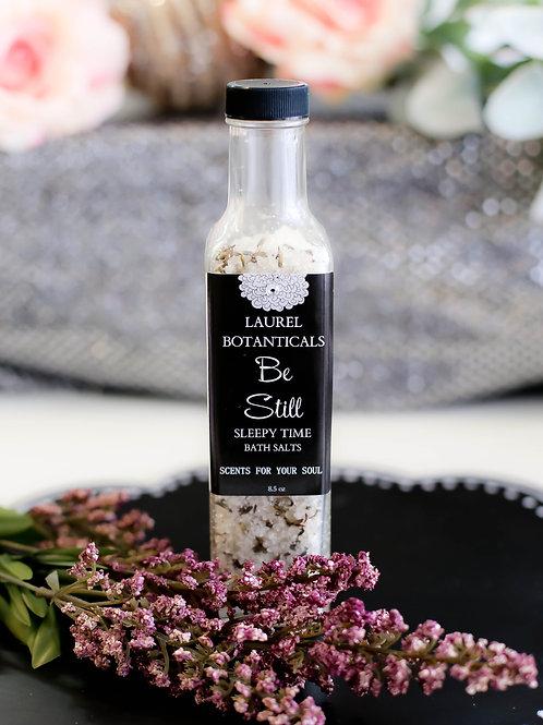 LAUREL BOTANTICALS - Be Still Bath Salts