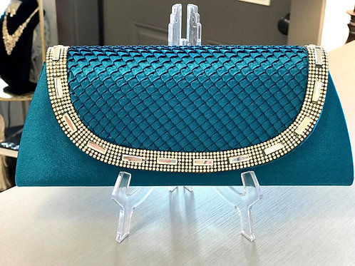 Peacock Clutch Bag