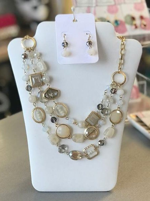 Jaclyn Necklace Duo