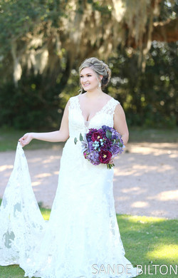 Bridal at Beneath The Oaks