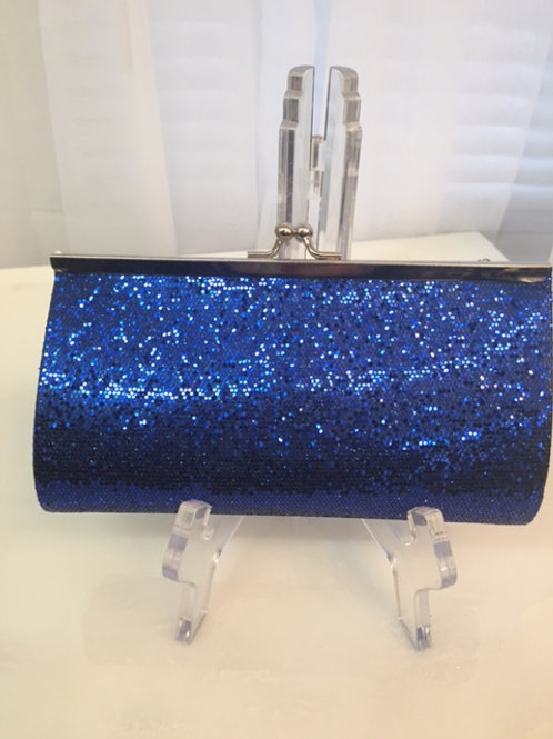Kate Sapphire Blue Handbag