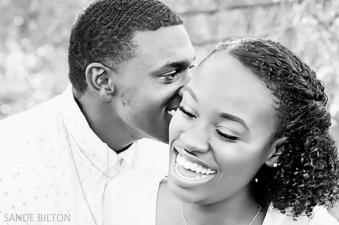 COUPLES SESSION | MARLON & KEOUNA