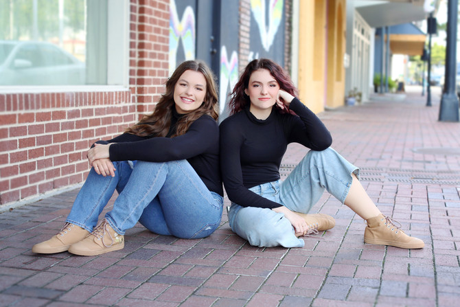 TEEN SESSION | SISTERS SESSION