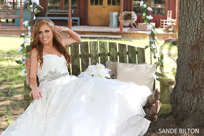 Marilyn's Bridal Photo Shoot