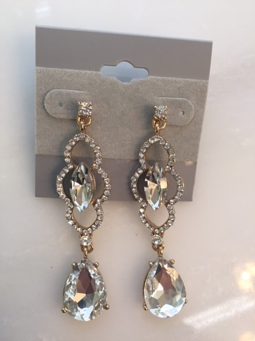 Caterina Vintage Styled Earrings
