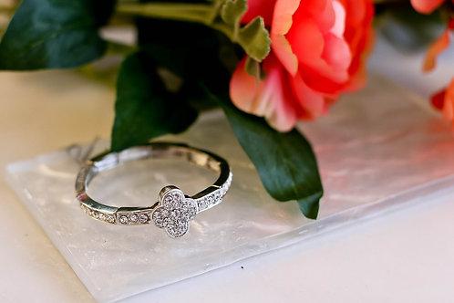 Alegra Rhinestone Bracelet