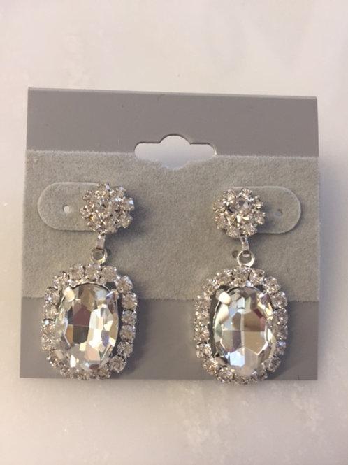 Annabelle Crystal Rhinestone1 Earrings