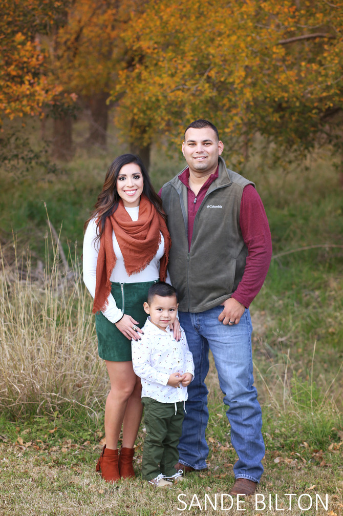 Fall Family Session | The Longoria's