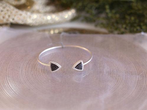 Niabi Marcasite Cuff Bracelet