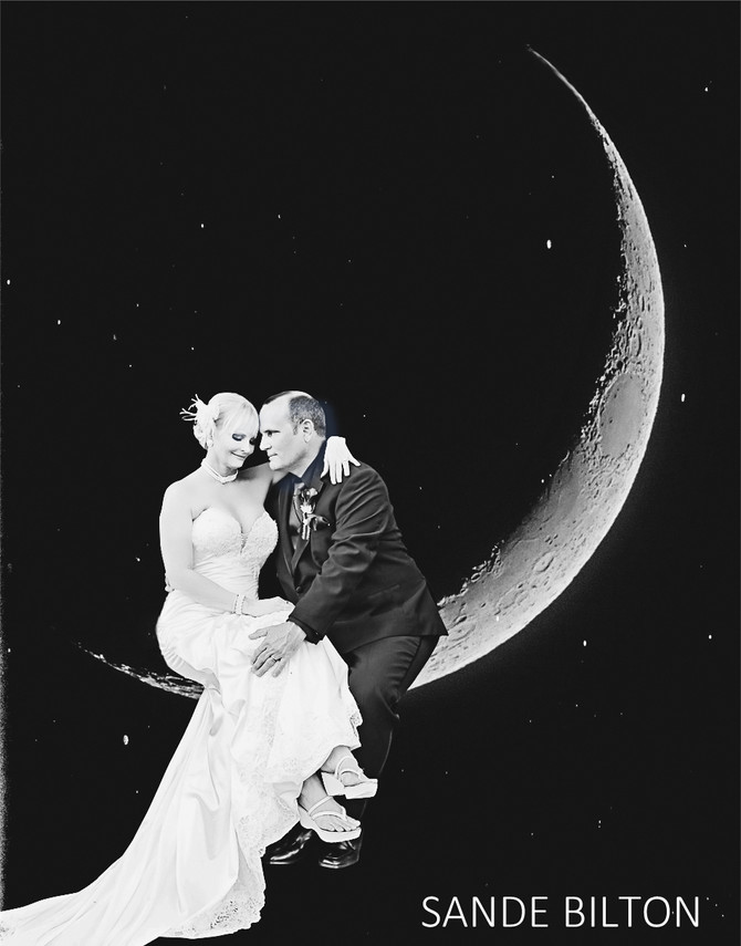 Love You To The Moon | Shana + Robert