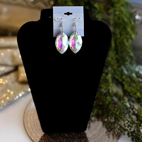 Alana Iridescent Marquis Earrings