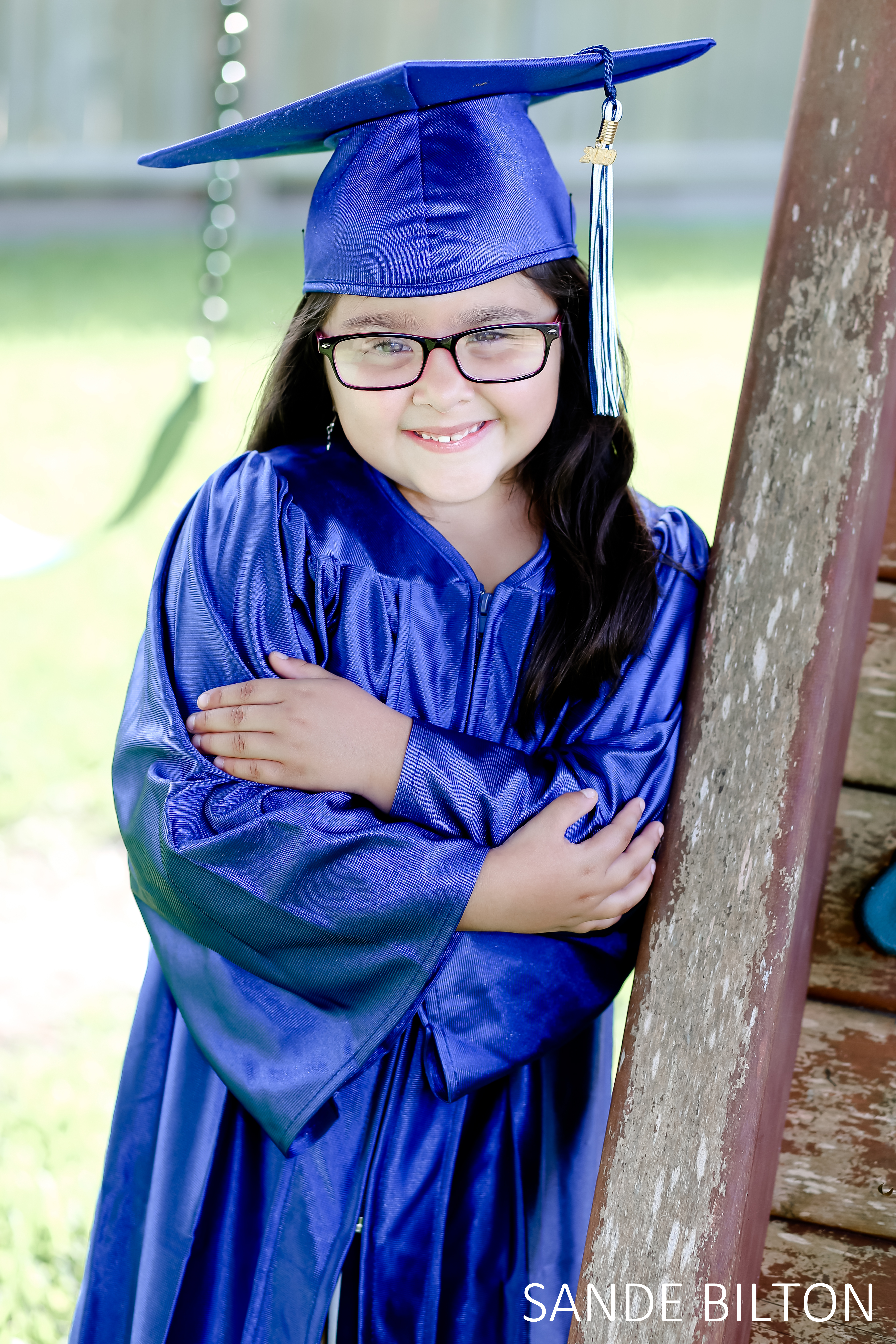 Faith Academy Kindergarten Graduate