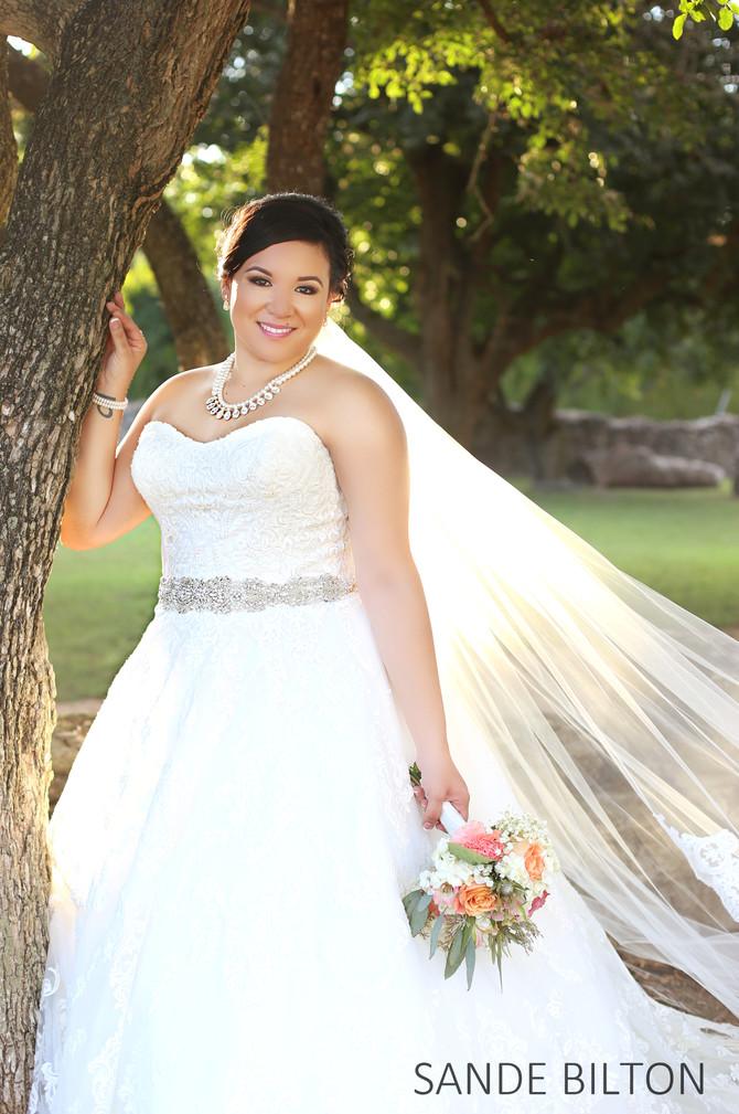 Cassie's Bridals | Mission Espiritu Santo