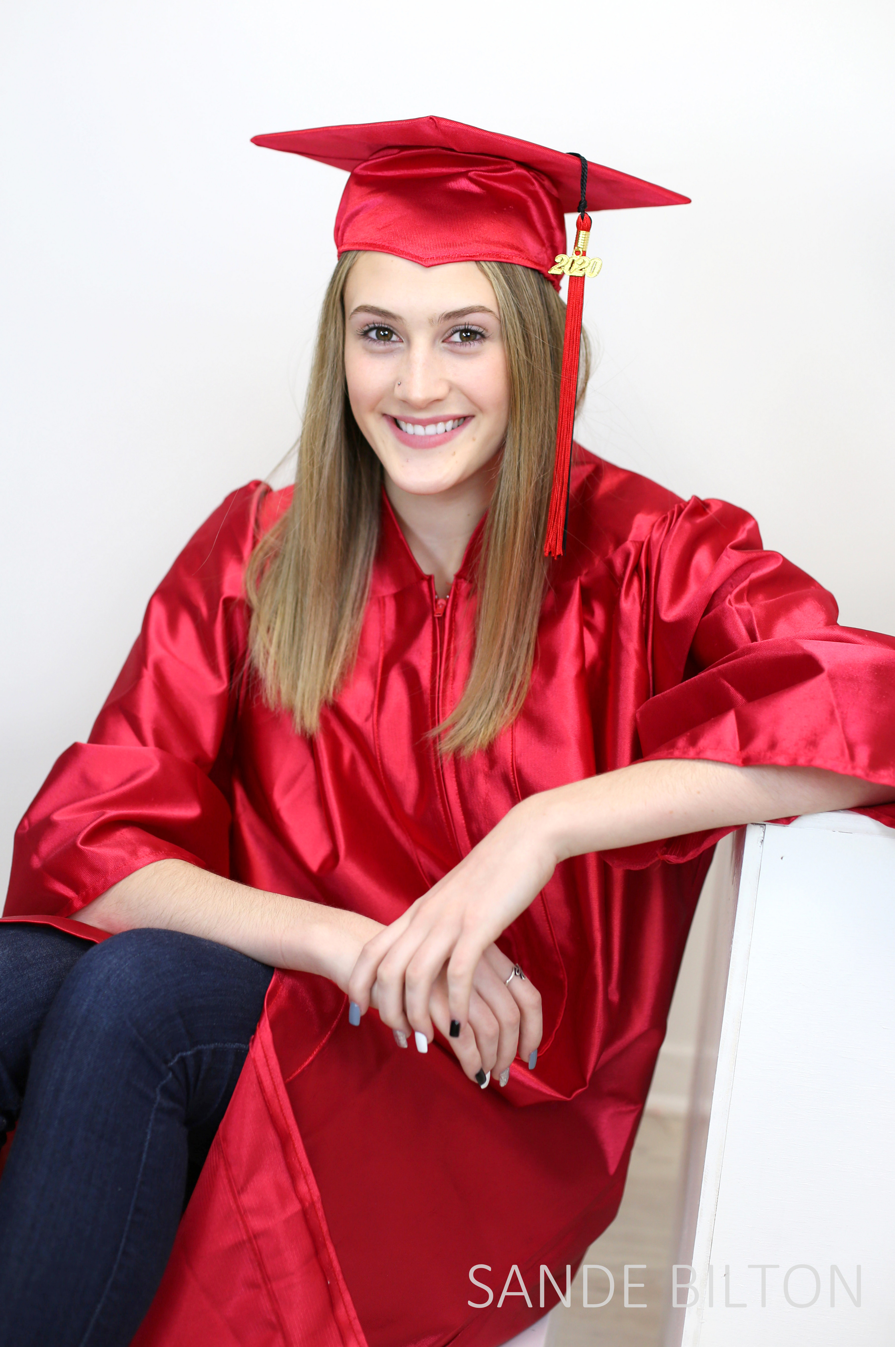 Cap & Gown Session