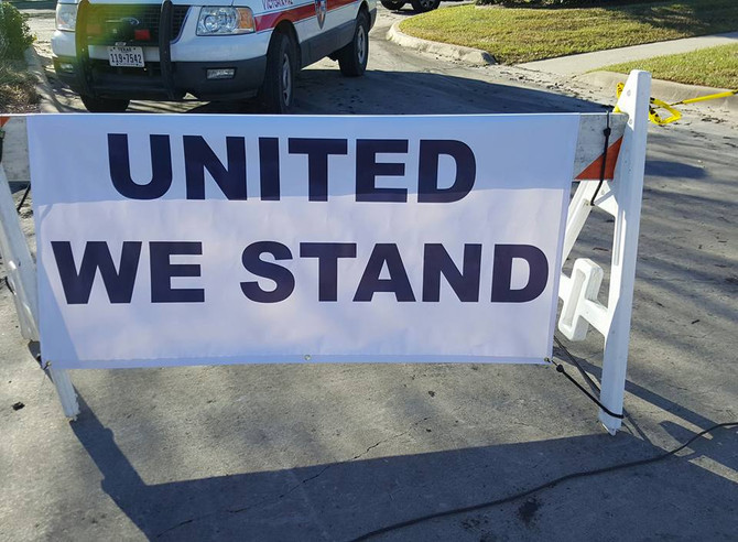 GOOD NEWS MONDAY | Victoria, Texas shows Solidarity