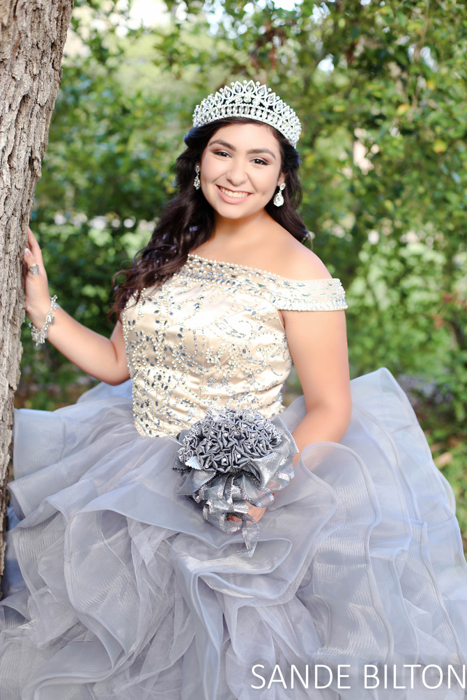 Quinceanera Session | Kaitlynn