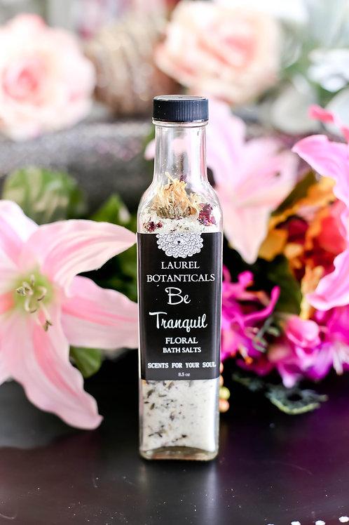 LAUREL BOTANTICALS - Be Tranquil Bath Salts