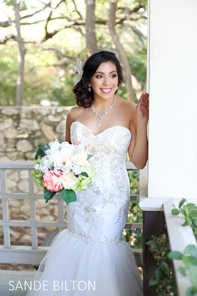 Bridal Photo Shoot | Megan